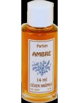 Extrait aromatique d'Ambre
