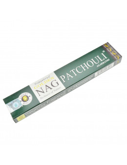 Encens Nag Patchouli Golden - 15g