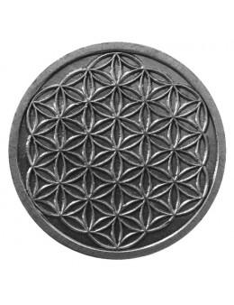 Fleur de vie cuivre - Diamètre 4 cm