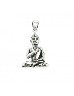 Pendentif Bouddha en argent 925