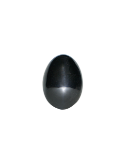 Oeuf Hématite - 3 x 4,5 cm