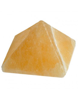 Pyramide Calcite orange - 3 cm