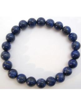Bracelet perles Lapis Lazuli 6 mm