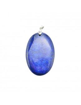 Pendentif ovale Lapis Lazuli qualité supérieure