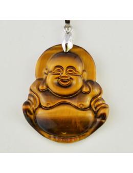 Pendentif Bouddha pierres 4 cm