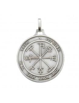 Médaille talismanique Pentacle de Sature