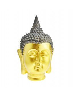 Tête de Bouddha Sakyamuni