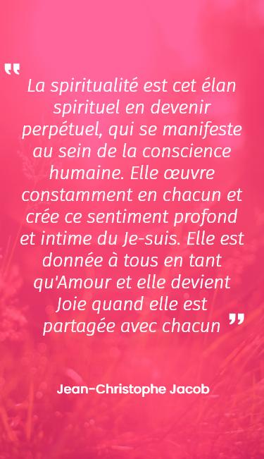 Citation ANANDA Jean-Christophe Jacob